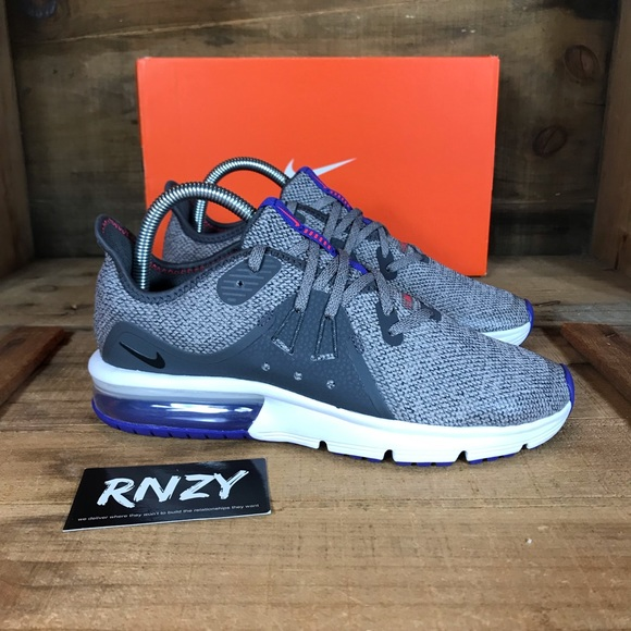 7d6ca4632444 NEW Nike Air Max Sequent 3 Moon Particle